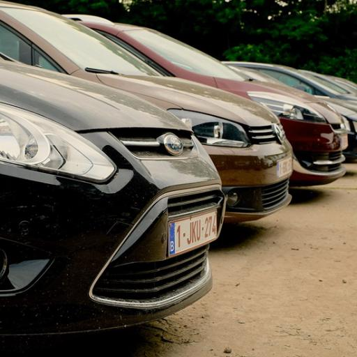 Care4Fleets' exterior car storage park